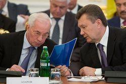 Разновекторная Украина: Янукович летит в Нью-Йорк, Азаров - в Астану