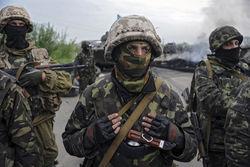 Силовики не дали боевикам ночью вырваться из блокированного Славянска