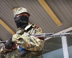 Бандиты в Донецке заговорили о «незаконном бандформировании»