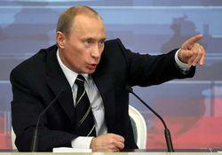 Топ-тема СМИ России – ржавая вода в кране президента Путина