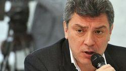 Немцов: РФ нужно предотвратить поставки оружия в Украину