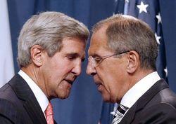 Лавров и Керри 13 часов не могут договориться по Сирии