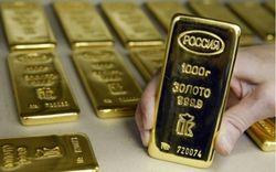 Банк России наращивает запасы золота