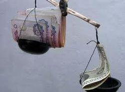 Гривня дешевеет по отношению к доллару
