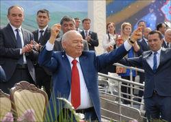 Каримов отмечает Навруз в марте этого года