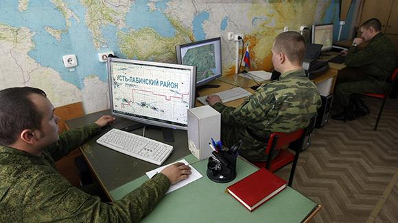 ВС Российской Федерации завершили создание военного интернета