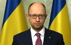 Киев обеспокоен подрывом энергобезопасности «Газпрома» с ЕС - Яценюк