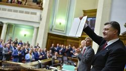 Порошенко выступает за отмену депутатской неприкосновенности