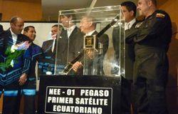 Эквадор нашел потерянный в 2013 году спутник связи