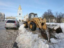 Встреча зимы по-киевски: Подготовлено 50 БТР, на новую технику денег нет