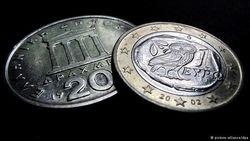 Греция готовится к переходу с евро на драхму