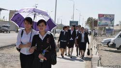 В Узбекистане проводятся «рейды беременности» среди учащихся колледжей