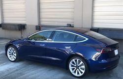 Украинцам открыли прямой заказ электромобилей Tesla