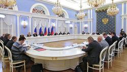 Заседание СПЧ пр президенте РФ