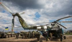 Минобороны: ВС Украины взяли под контроль Славянск