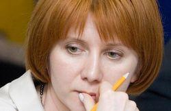 Попросила отставку пресс-секретарь Президента Украины Дарья Чепак