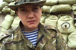 Воронежский суд оставил под стражей Надежду Савченко