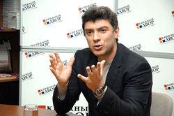Перемирие в Донбассе не имеет никакого отношения к миру в Украине – Немцов