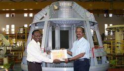 Индия представила более совершенную капсулу для полетов космонавтов на МКС