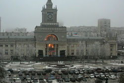Террорист в Волгограде был мужчина – найдена чека гранаты с остатком пальца