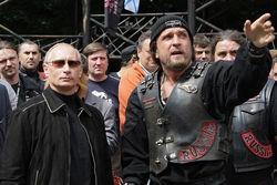 Рамзан Кадыров решил стать байкером клуба «Ночные волки»