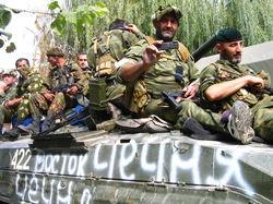 В Чечне отрицают переброску кадыровцев в Украину, чеченцы им не верят