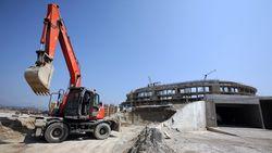 В Крыму станут изымать земли для  строительства Керченского моста по новому закону (ян)