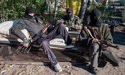В Славянске блокируется перемещение боевиков