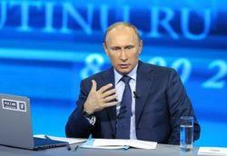 Прямую линию с Путиным запланировали на 16 апреля – СМИ