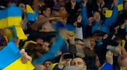 Украинцы и французы прокомментировали первый стыковой матч