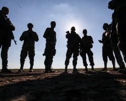 В Рязани готовят к отправке в Украину 250 десантников
