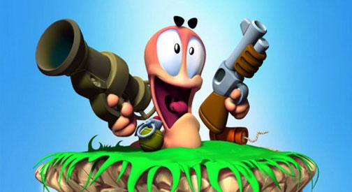 Worms Армагеддон Игру