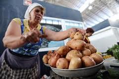 Второй хлеб украинцев - картофель