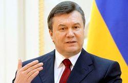 Янукович требует от Киева пять шагов к нормализации ситуации в Украине