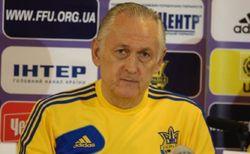 Федерация продлила контракт с М. Фоменко на руководство сборной Украины