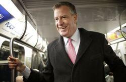 В Нью-Йорке с 1 января – новый мэр