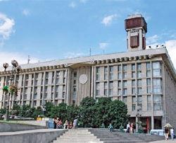 Оппозиция официально арендует Дом профсоюзов и Октябрьский дворец в Киеве