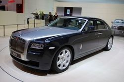 Rolls-Royce присоединиться к гонке по роботизации автомобилей
