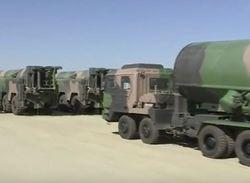 Китай впервые за полвека провел военный парад, показав свою мощь