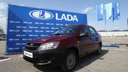 Экспорт российских авто «Лада» в Украину вырос в 7 раз