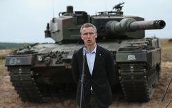 НАТО планирует официальную встречу с представителями России