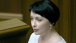 Партия регионов выдвигает новую кандидатуру на пост премьера – Елену Лукаш