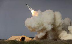 Иранские силы из Сирии атаковали Израиль