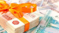 От обвала рубля в апреле казна получит 232 млрд.