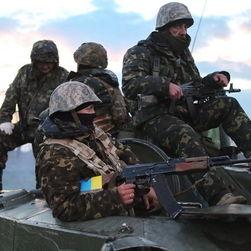 Силы АТО ликвидировали боевиков «крупного калибра» перед вторжением РФ – журналист