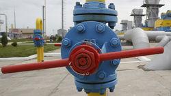 Украина многократно сократила потребление газа из России