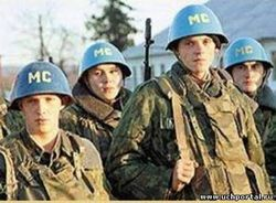 РФ может начать миротворческую операцию на Украине