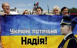Савченко увидела на ТВ и опознала похитителя