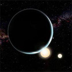 Создана новая модель формирования планет в двойных звездных системах