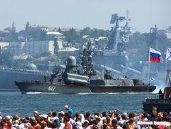 Россия грозит ударом по Украине с моря